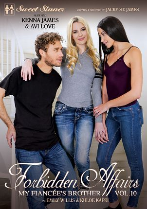 Straight Adult Movie Forbidden Affairs 10: My Fiancee's Brother