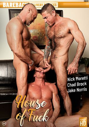 Gay Adult Movie House Of Fuck