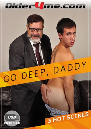 Gay Adult Movie Go Deep, Daddy