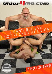 Gay Adult Movie I Can't Believe I Got Fucked By Luiggi