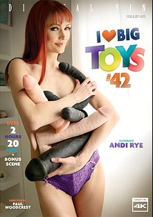 I Love Big Toys 42, starring Zoe Sparx, Nelly Kent, Lauren Phillips and Paige Owens, produced by Digital Sin.