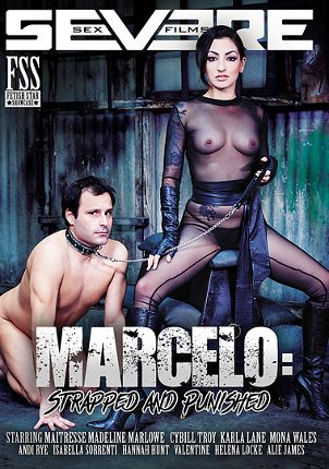 Straight Adult Movie Marcelo: Strapped And Punished