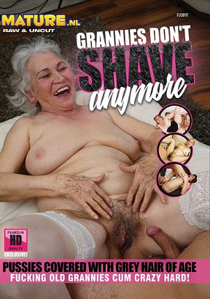 Straight Adult Movie Grannies Don't Shave Anymore