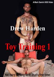 Gay Adult Movie Drew Harden Toy Training