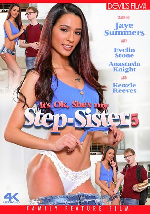 Straight Adult Movie It's Okay She's My Step Sister 5