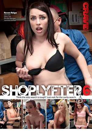 Straight Adult Movie ShopLyfter 6