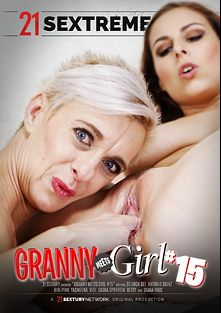 Granny Meets Girl 15, starring Belinda Bee, Antonia Sainz, Betsy B., Yasmeena Ali, Bibi Pink, Sasha Sparrow, Viol and Diana Rius, produced by 21 Sextreme.