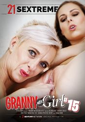 Straight Adult Movie Granny Meets Girl 15