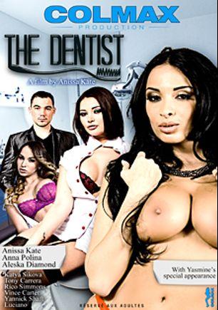 The Dentist, starring Anissa Kate, Anna Polina, Aleska Diamond, Katya Sikova, Luciano Vampyr, Vince Carter, Tony Corleone, Rico Simmons, Tony Carrera and Ian Scott, produced by Colmax.