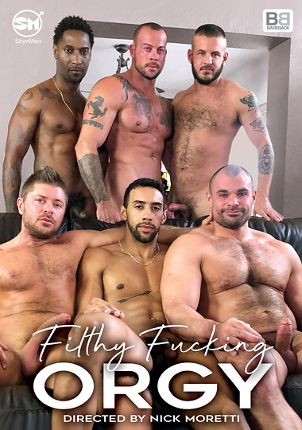 Gay Adult Movie Filthy Fucking Orgy