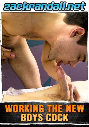 Gay Adult Movie Working The New Boys Cock