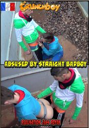 Gay Adult Movie Abused By Straight Bad Boy