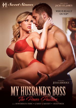 Straight Adult Movie My Husband's Boss: The Power Position