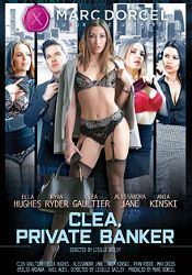 Straight Adult Movie Clea, Private Banker