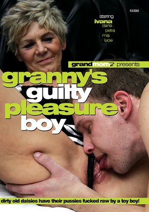 Straight Adult Movie Granny's Guilty Pleasure Boy