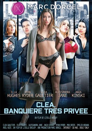 Straight Adult Movie Clea, Banquiere Tres Privee