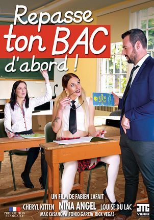Straight Adult Movie Repasse Ton Bac D'Abord
