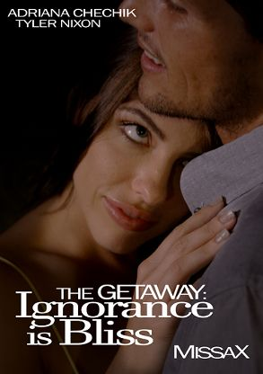 Straight Adult Movie The Getaway: Ignornace Is Bliss - back box cover