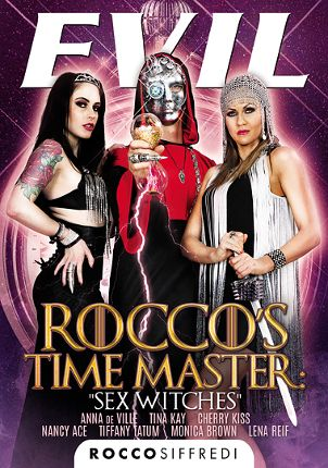 Straight Adult Movie Rocco's Time Master: Sex Witches
