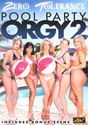 Straight Adult Movie Pool Party Orgy 2