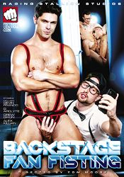 Gay Adult Movie Backstage Fan Fisting