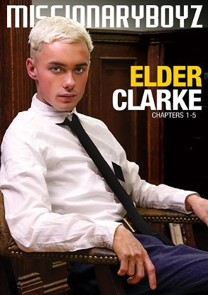 Gay Adult Movie Elder Clarke Chapters 1-5 - front box cover