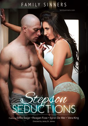 Stepson Seduction, starring Silvia Saige, Vera King, Reagan Foxx and Syren De Mer, produced by Mile High Media and Family Sinners.