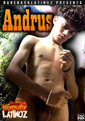 Gay Adult Movie Andrus - front box cover