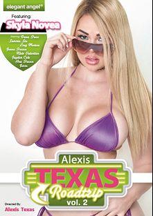 Alexis Texas Roadtrip 2, starring Skyla Novea, Jenna J Foxx, Sammie Six, Kleio Valentien, Dava Foxx, Zoey Monroe, Ana Foxx, Jesse Jane and Jayden Cole, produced by Elegant Angel Productions.