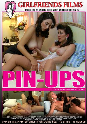 Straight Adult Movie Pin-Ups: It's A Girlfriend's Thing