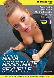 Straight Adult Movie Anna, Assistante Sexuelle