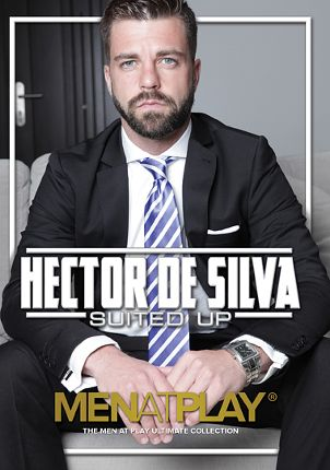 Gay Adult Movie Hector De Silva Suited Up