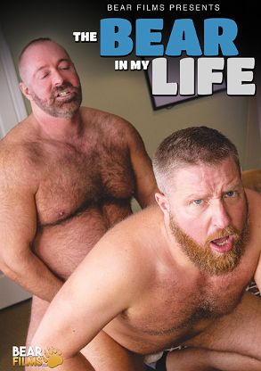 Gay Adult Movie The Bear In My Life - front box cover