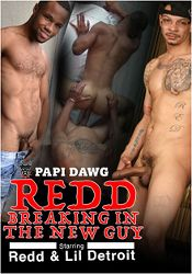 Gay Adult Movie Redd Breaking In The New Guy