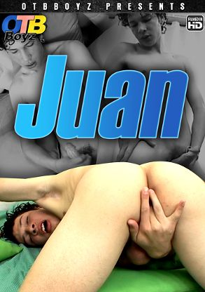 Gay Adult Movie Juan 2 - front box cover