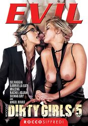 Straight Adult Movie Rocco's Dirty Girls 5
