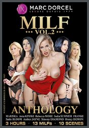 Straight Adult Movie MILFs Anthology 2 - French