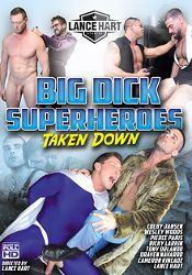 Gay Adult Movie Big Dick Superheroes Taken Down