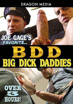 Gay Adult Movie Joe Gage's Favorite: Big Dick Daddies