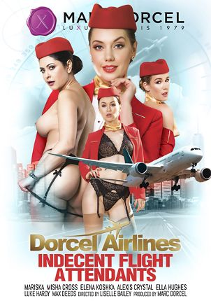 Straight Adult Movie Dorcel Airlines: Indecent Flight Attendants
