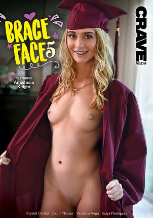 Straight Adult Movie Brace Face 5