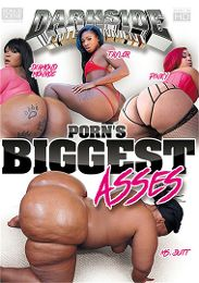 "Just Added presents the adult entertainment movie ""Porn's Biggest Asses""."