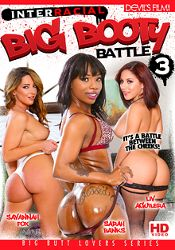 Straight Adult Movie Interracial Big Booty Battle 3