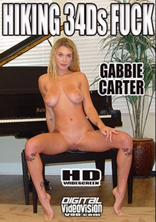 Hiking 34Ds Fuck, starring Gabbie Carter, produced by Digital Videovision.