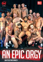 Gay Adult Movie An Epic Orgy