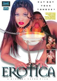 "Just Added presents the adult entertainment movie ""Erotica""."