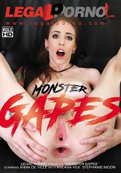 Straight Adult Movie Monster Gapes