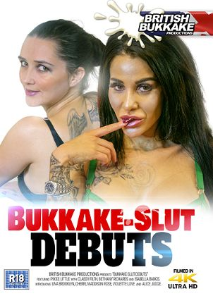 Straight Adult Movie Bukkake-Slut Debuts
