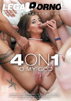 Straight Adult Movie 4 On 1: O My God