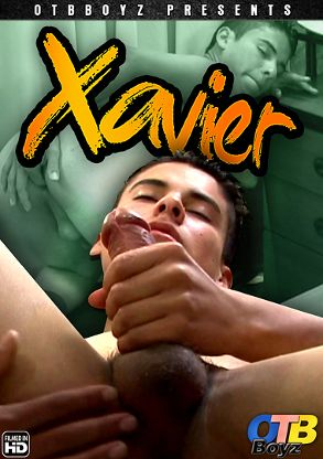 Gay Adult Movie Xavier - front box cover